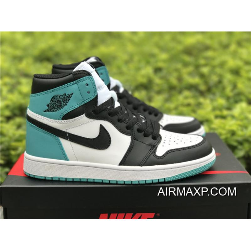 5e94f01d9888 Women Men Air Jordan 1 Retro High OG  Igloo  White Igloo-Black Top ...