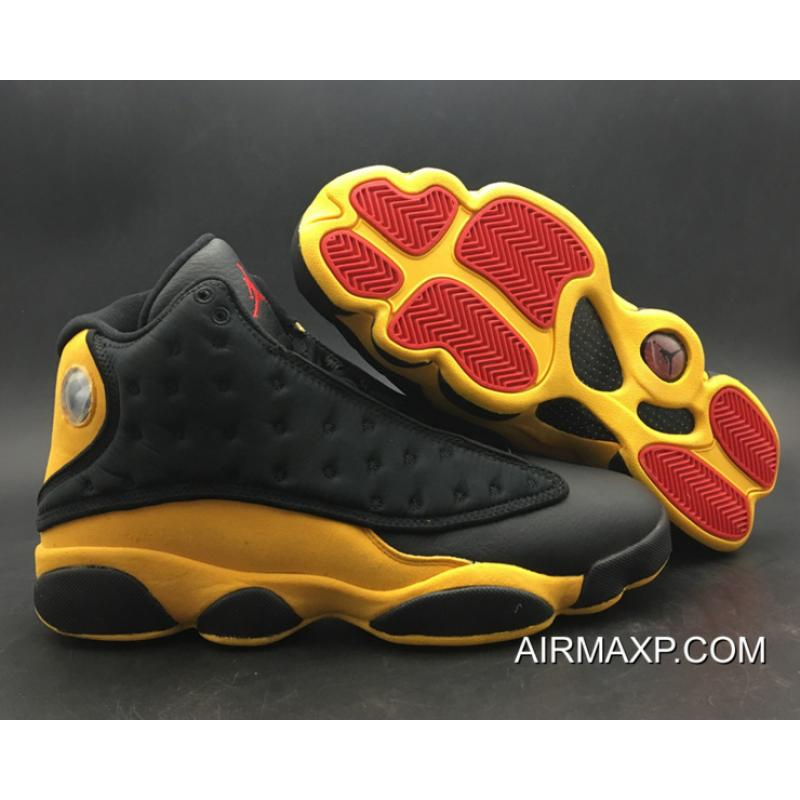 a67028f4885 Buy Now Air Jordan 13 'Melo Class Of 2002' Black/Red-University Gold ...