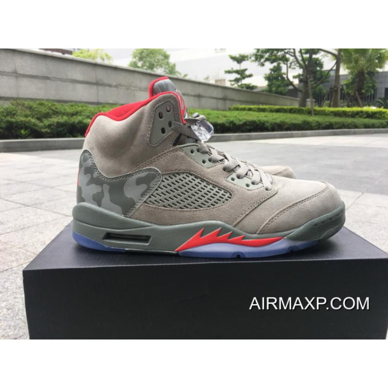 cac6ec2634f Air Jordan 5 'Camo' 136027-051 Top Deals, Price: $90.15 - Discount ...