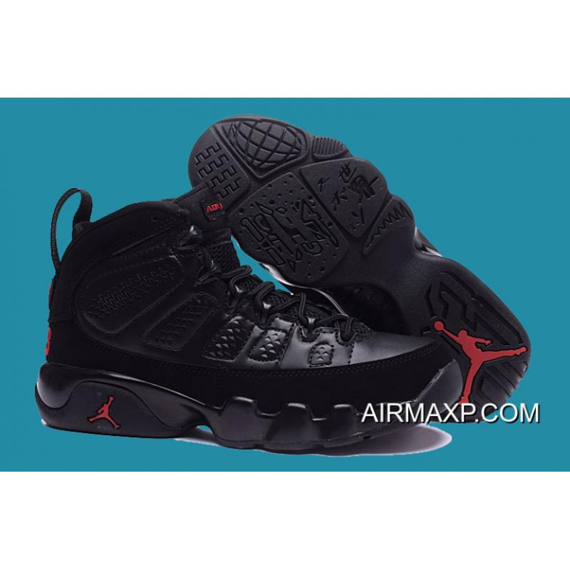 new product ab3af a2c39 Discount Air Jordan 9  Bred 2018  Black And Anthracite-University Red ...