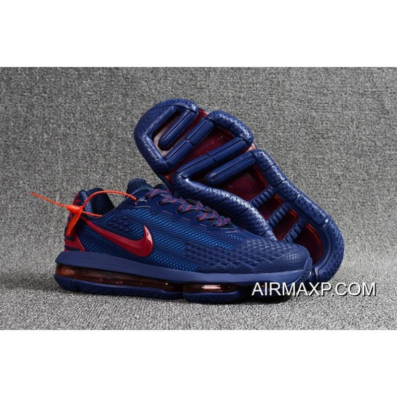 navy blue nike air max