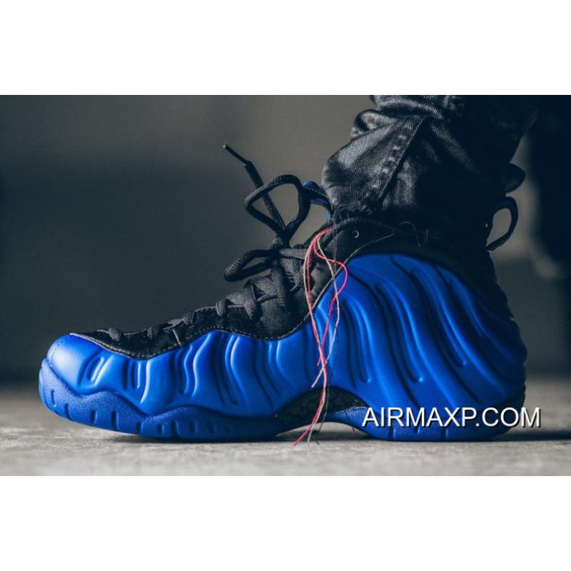 premium selection 9c694 7f5da Nike Air Foamposite Pro Hyper Cobalt/Black For Sale, Price: $102.19 ...