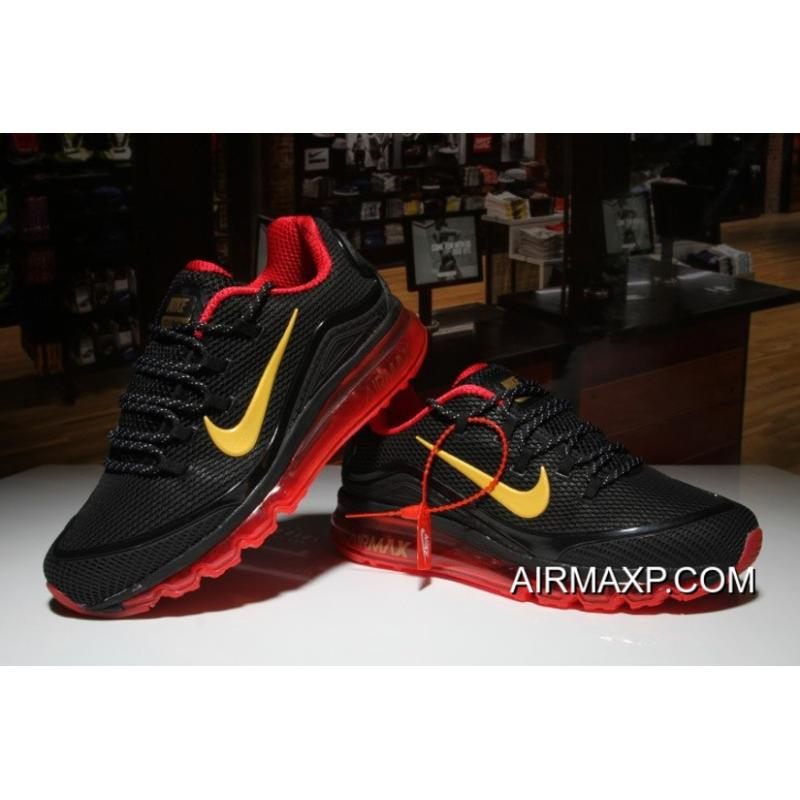 ... free shipping nike air max 2018 elite black red yellow discount 781df  0a1c4 a680eb0c7