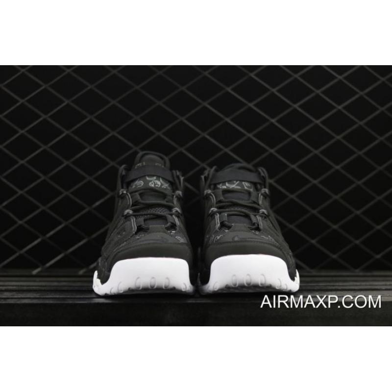 new concept 4c2ad b67fb Kaws X Nike Air More Uptempo 'Black' Buy Now