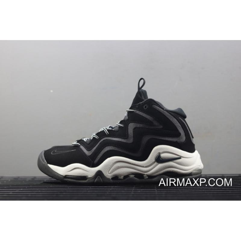 sports shoes 440ea 27984 Nike Air Pippen 1 Black Anthracite-Vast Grey Authentic ...