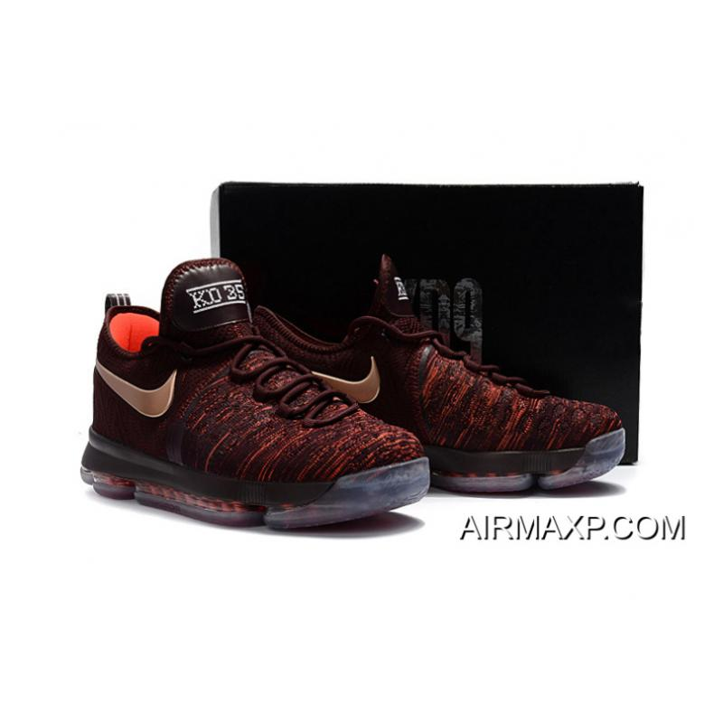 Nike KD 9 \'Christmas\' 852409-696 New Style, Price: $87.74 - Discount ...