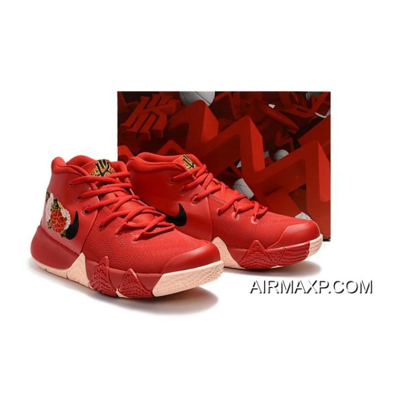 067a3eb59a24 Nike Kyrie 4 Fireworks Chinese New Year Tax Free .