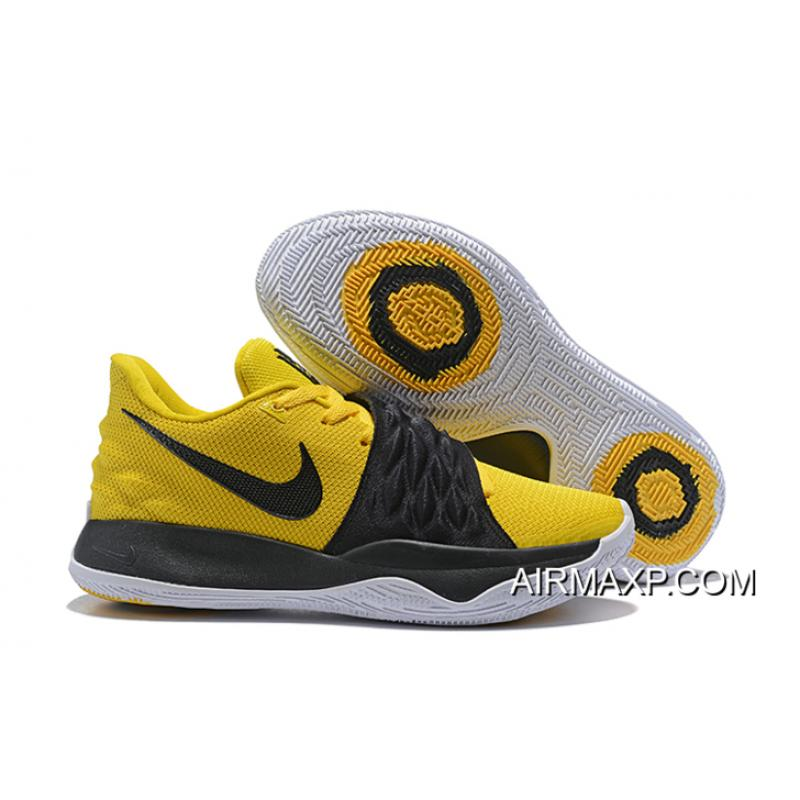 3b7af4411375 Nike Kyrie 4 Low Amarillo Free Shipping ...