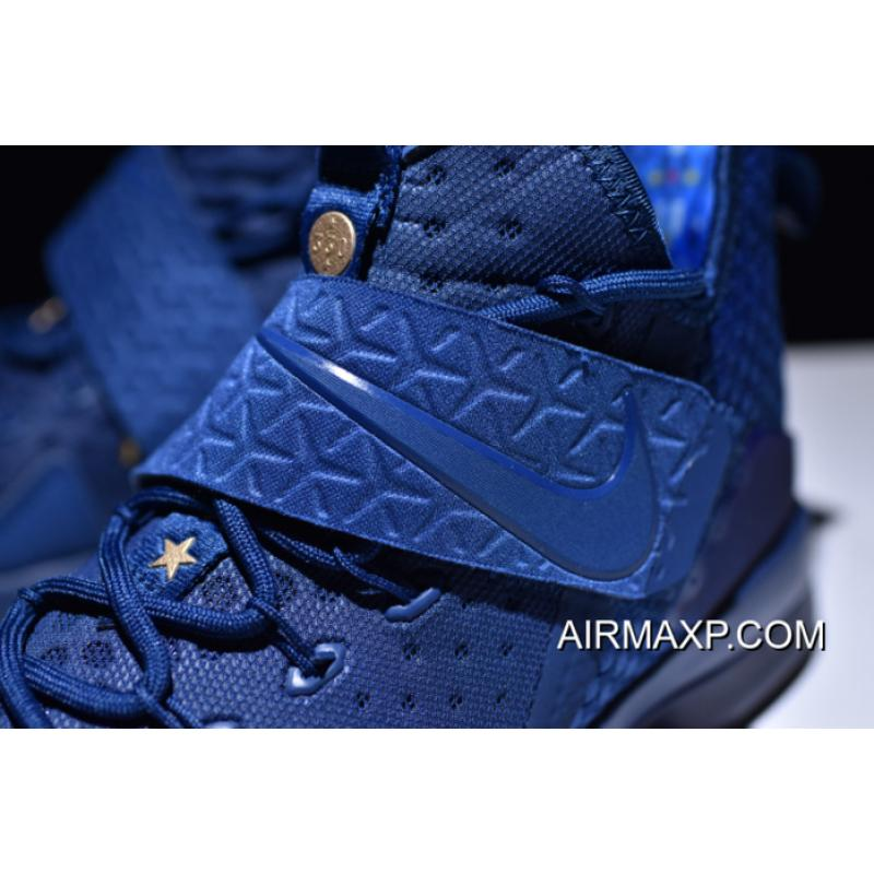 1c3bedb4d7a6 ... official store nike lebron 14 agimat coastal blue and white star blue  buy now f948f 7c02c