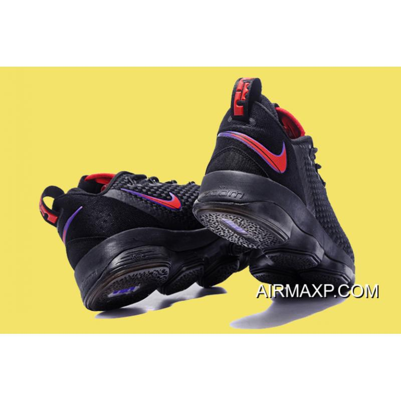 292832423b6c ... Nike LeBron 14 Low  Flip The Switch  Black Red Online ...