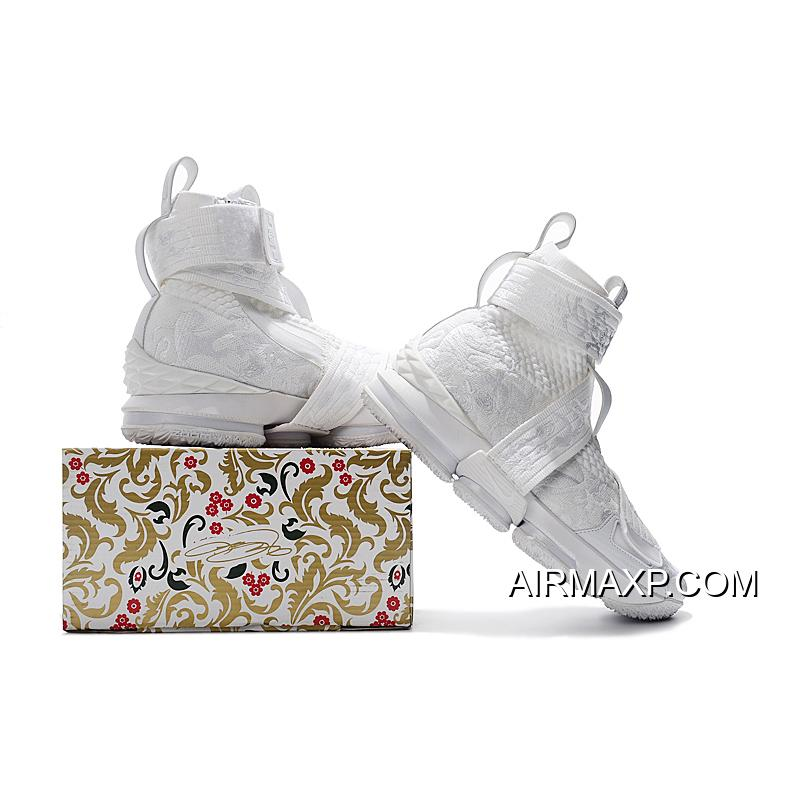 """99a08269fd7 ... KITH X Nike LeBron 15 Lifestyle """"City Of Angels"""" Free Shipping ..."""