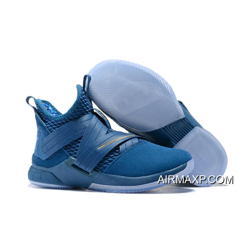 """size 40 825d6 6fd8f New Release Nike LeBron Soldier 12 """"Agimat"""" ..."""