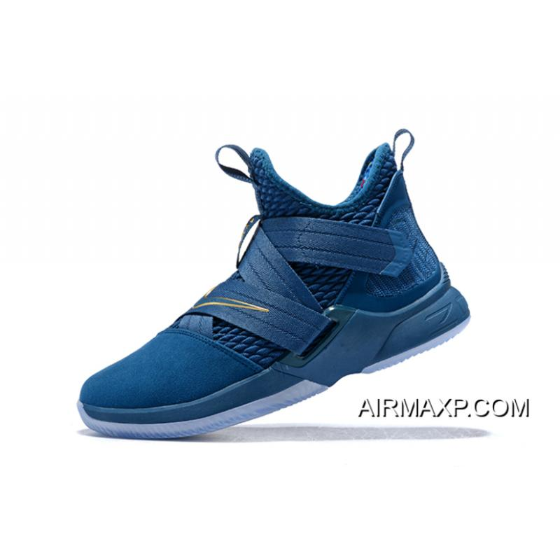 """1f6a6bdb23d ... New Release Nike LeBron Soldier 12 """"Agimat"""" ..."""