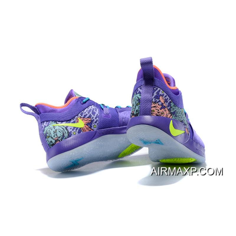 c367e71bd19 ... For Sale Nike PG 2  Mamba Mentality  Cannon Volt-Purple Venom