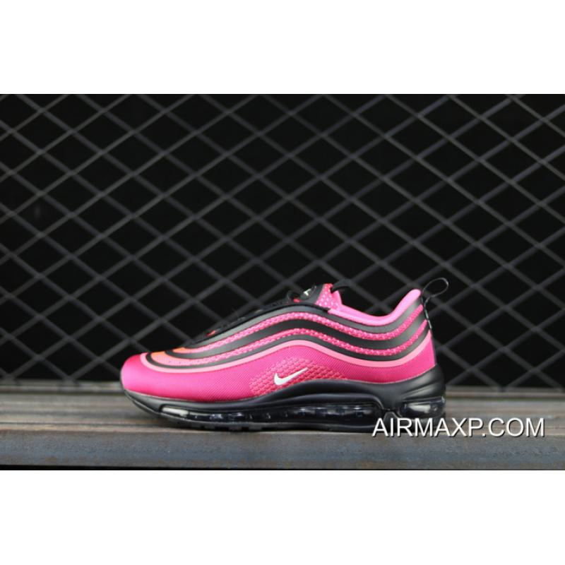 Nike Rose Gold Air Max 97 Ultra 17 AUTHENTIC, Women's