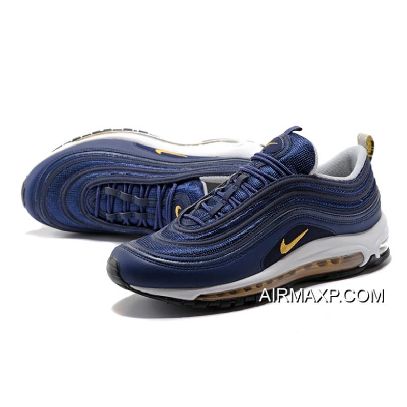 abe6875e8a Women/Men Best Undefeated X Nike Air Max 97 OG Midnight Navy, Price ...