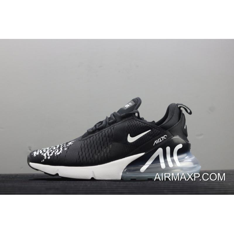 quality design fdd12 6dea7 Deals Custom Nike Air Max 270 Premium ID Black Latest ...