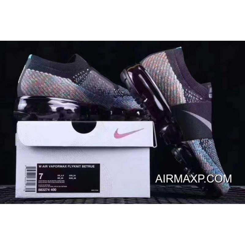 8e6f7c8575241 ... Nike Air VaporMax Strap  Multicolor  883275-400 Authentic