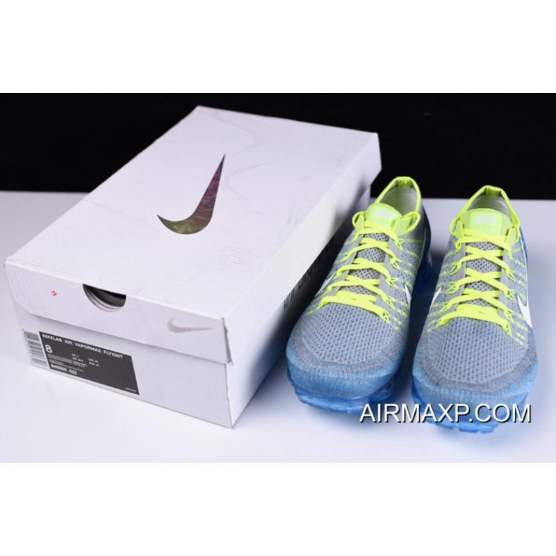 46d3df34f7d2 ... Nike Air VaporMax  Sprite  Wolf Grey And White And Chlorine Blue New  Release ...