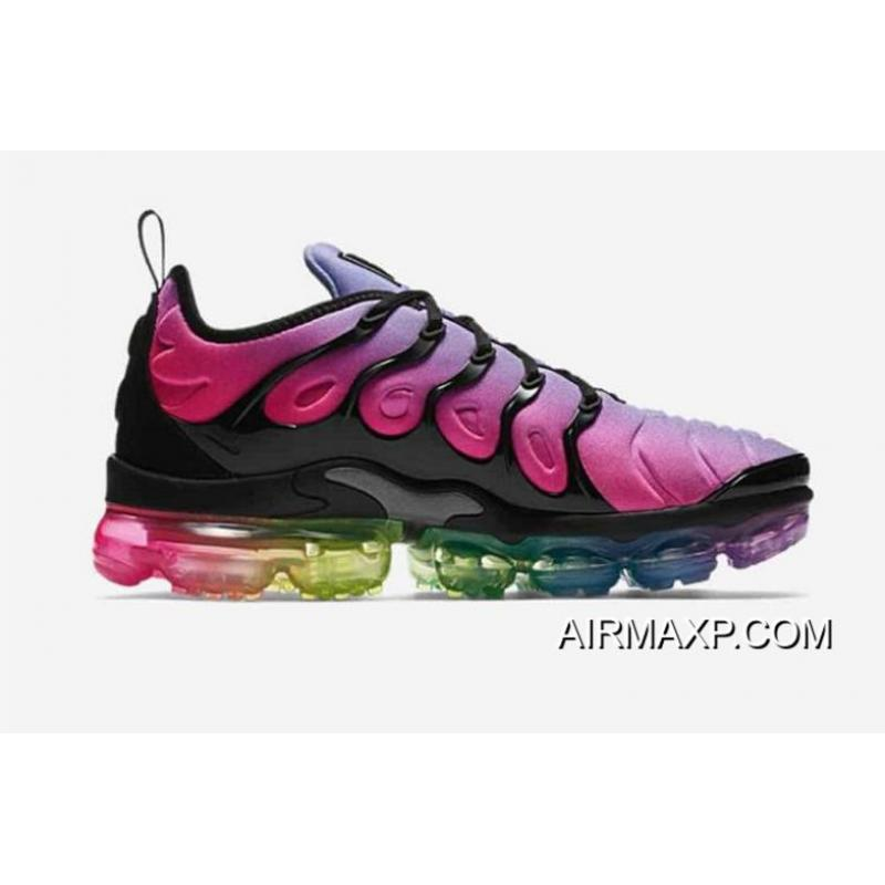 low priced 6448f 46852 New Year Deals Women Nike Air VaporMax 2018 Plus TN Sneaker SKU:194436-402