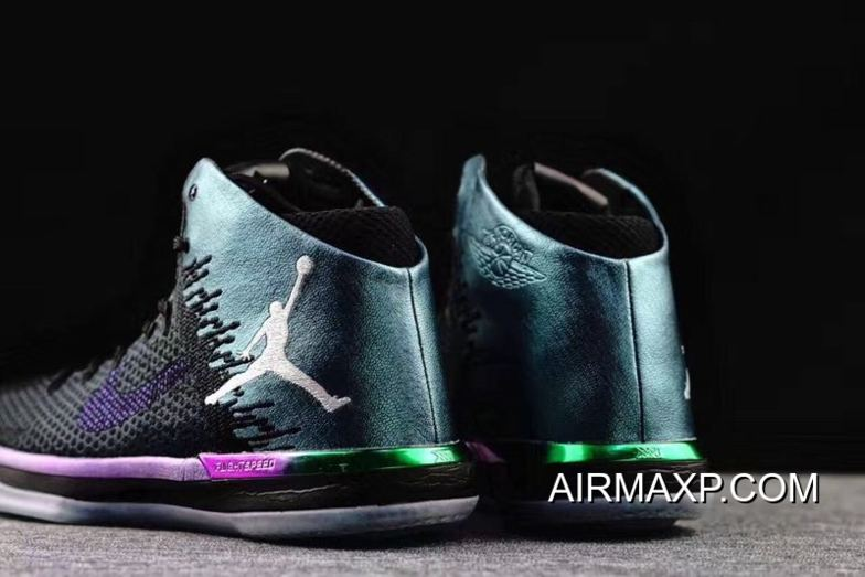 buy popular dad9c daf8d For Sale Air Jordan XXX1 'All-Star' Purple And Teal