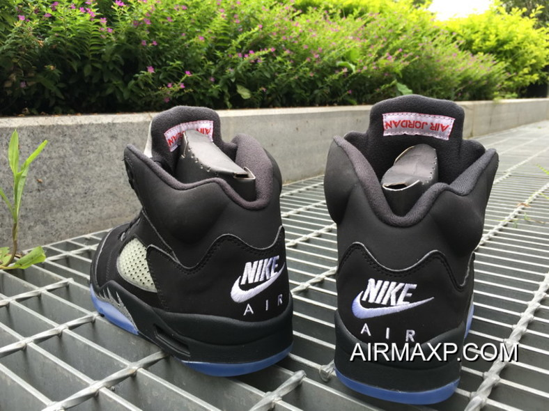 63fed3f843a New Release Air Jordan 5 OG 'Black Metallic' 845035-003, Price ...