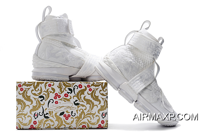 """official photos e6982 012bb KITH X Nike LeBron 15 Lifestyle """"City Of Angels"""" Free Shipping"""