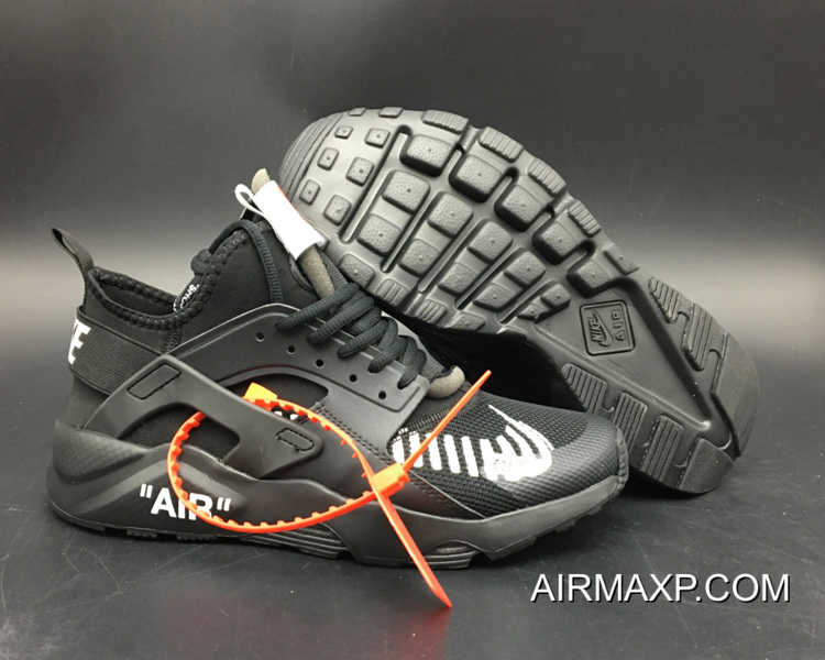 Lubricar vacunación compromiso  Women/Men OFF-WHITE X Nike Air Huarache Ultra Black New Style , Discount AirMax  Shoes Online Store