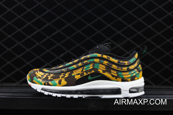 Best Nike Air Max 97 'Country Camo UK', Price: $87.97